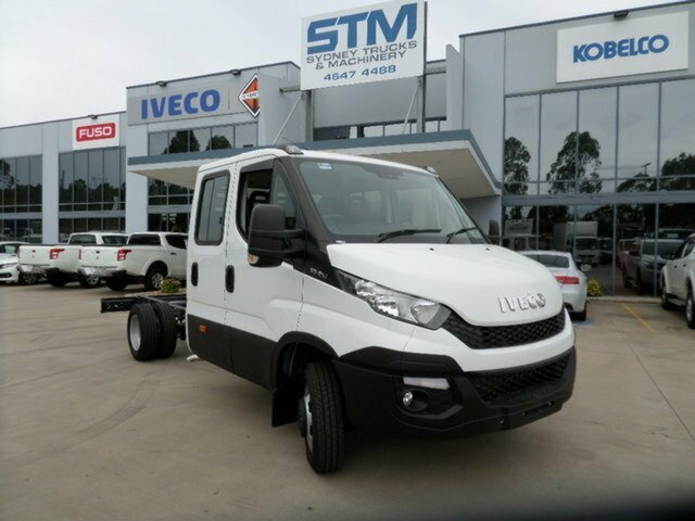2017 IVECO DAILY DAILY DUAL CAB