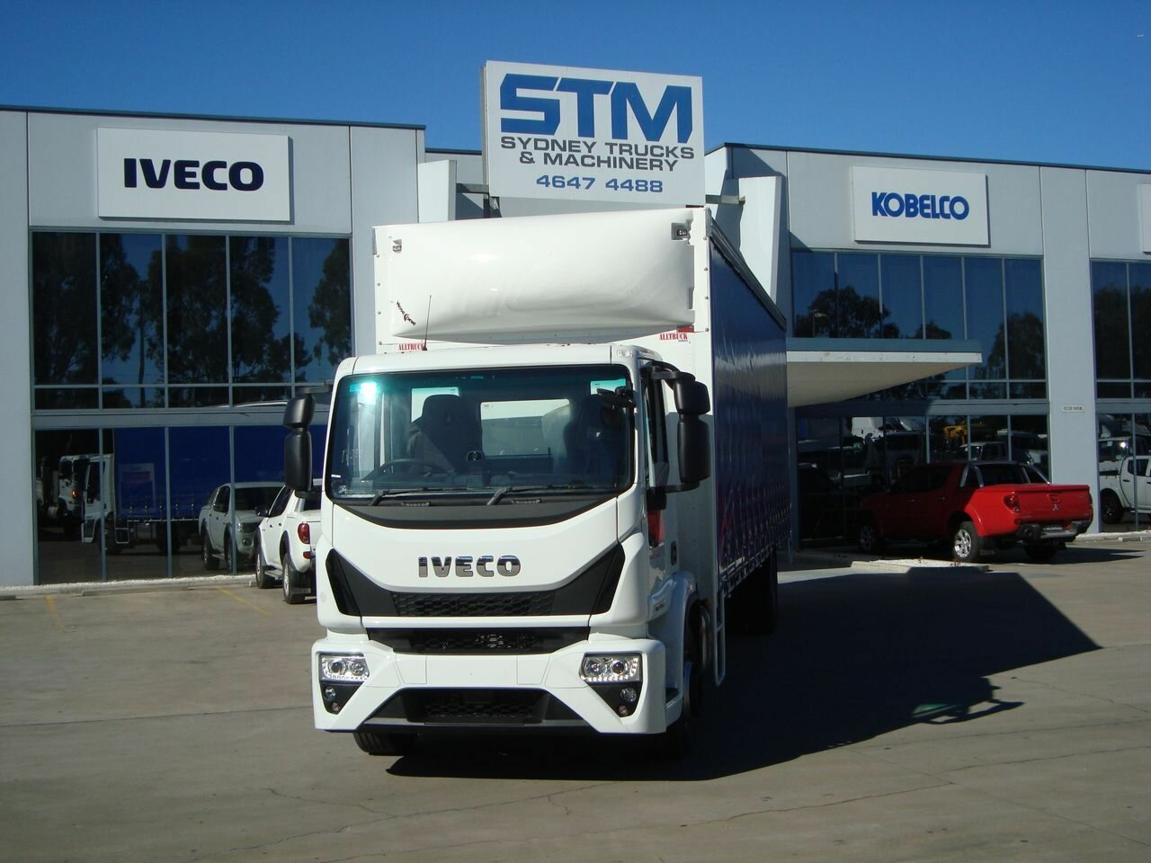 2017 IVECO EUROCARGO EUROCARGOE6 CAB CHASSIS