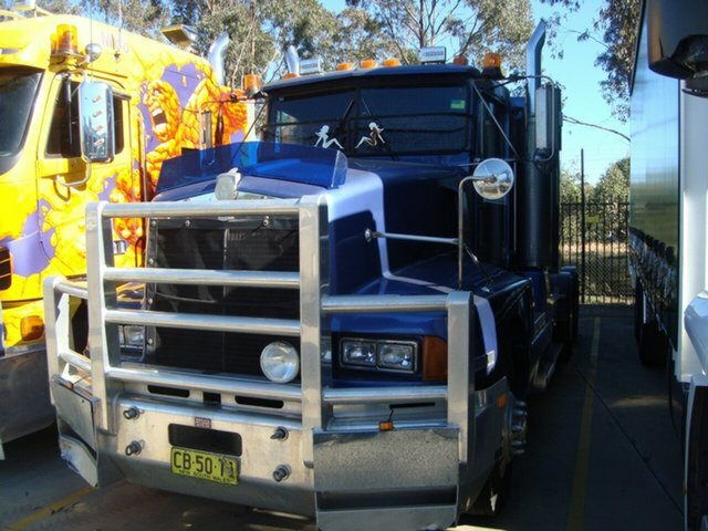 1992 KENWORTH T600 T600 PRIME MOVER