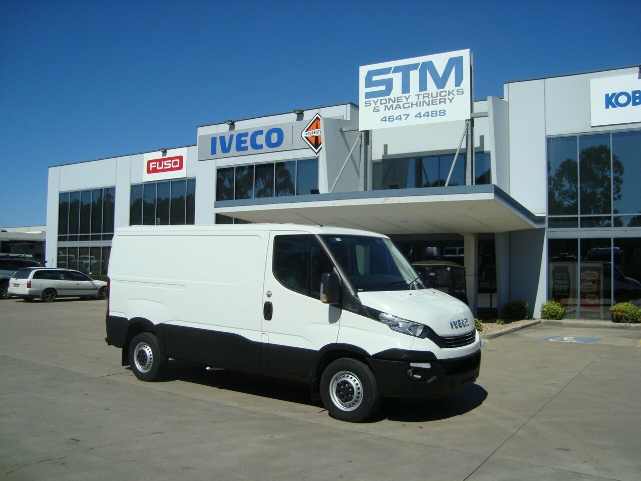 2019 IVECO DAILY DAILY VAN
