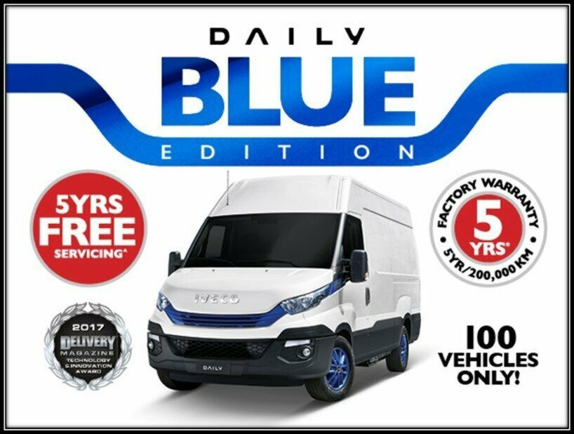 2019 IVECO DAILY BLUE DAILY VAN