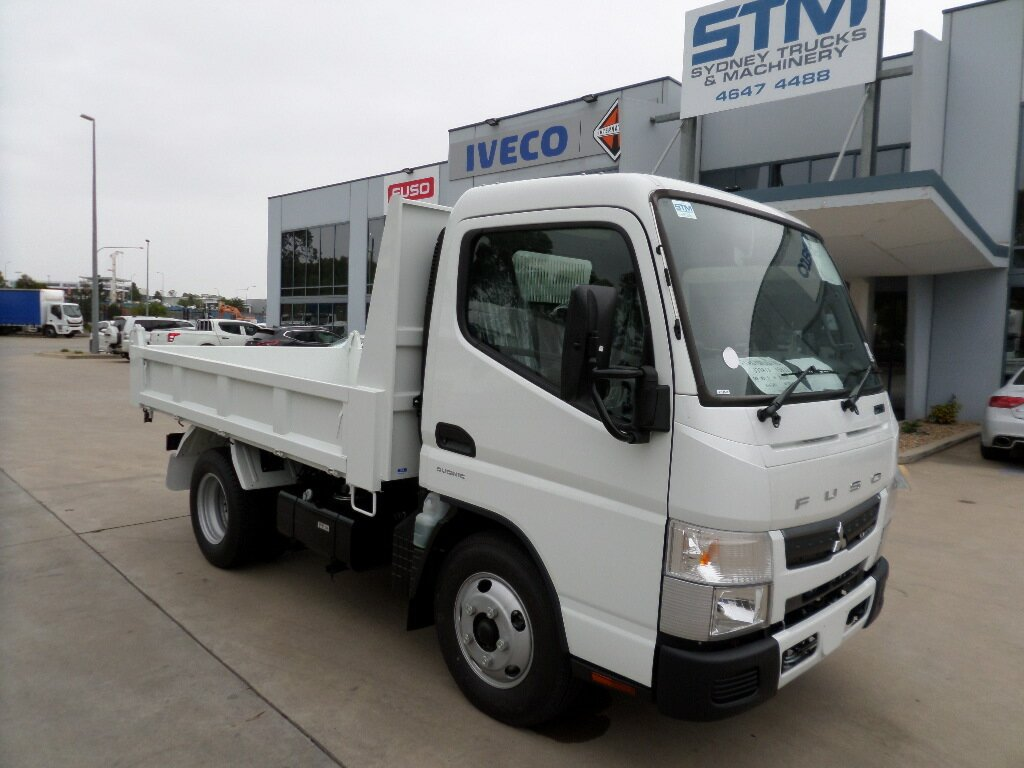 2019 FUSO CANTER 615 TIPPER