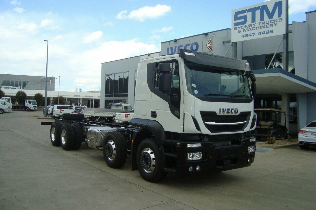2020 IVECO X-WAY STRALIS CAB CHASSIS