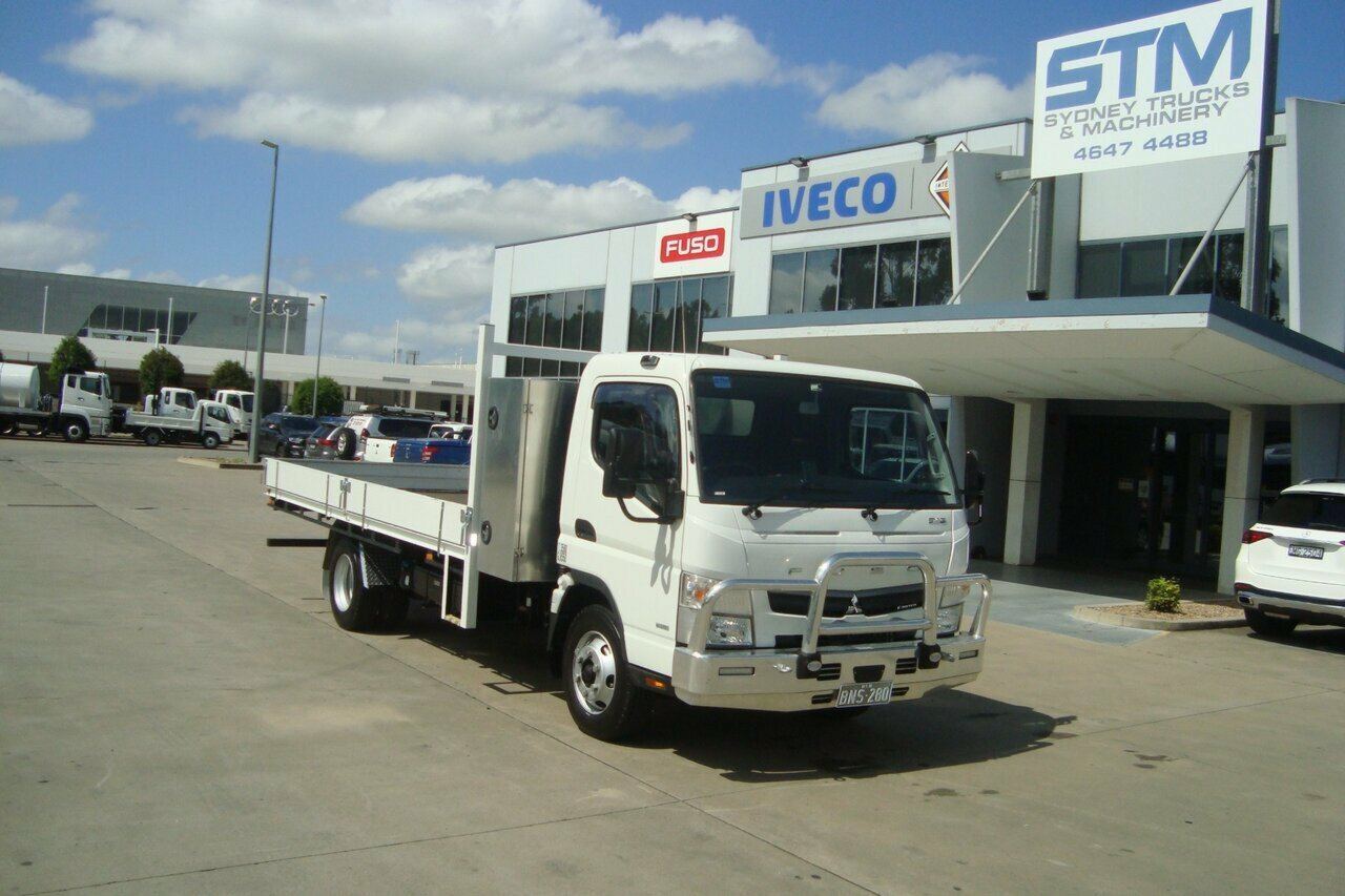 2020 FUSO 918 CANTER TRAYTOP
