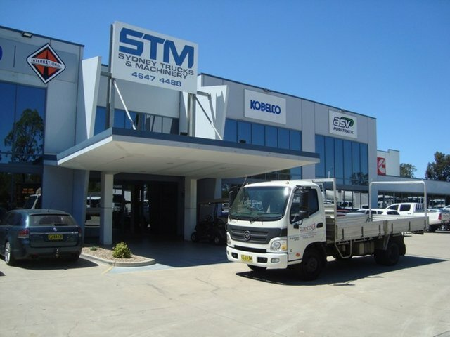 2015 FOTON ISF  TRAY TRUCK
