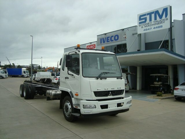 2018 FUSO FIGHTER 2427 CAB CHASSIS